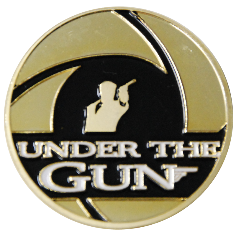 Card Guard Under the Gun - Pokerholic Movies