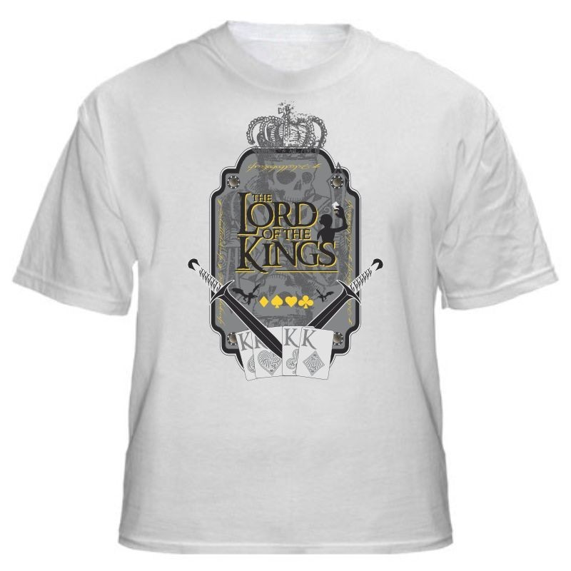 Camiseta The Lord of the Kings