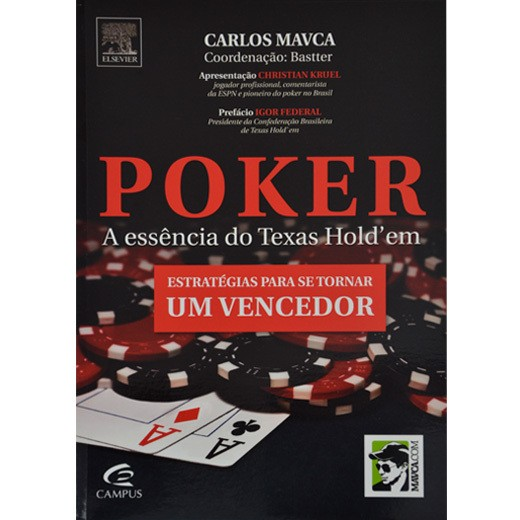 Poker: A Essência do Texas Hold'em