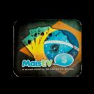 Mousepad MaisEV - Brasil