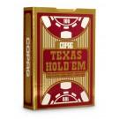 Baralho Texas Hold'em - Vermelho