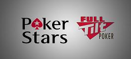 Full Tilt e PokerStars