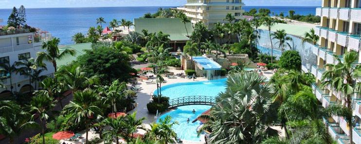 Resort St Marteen