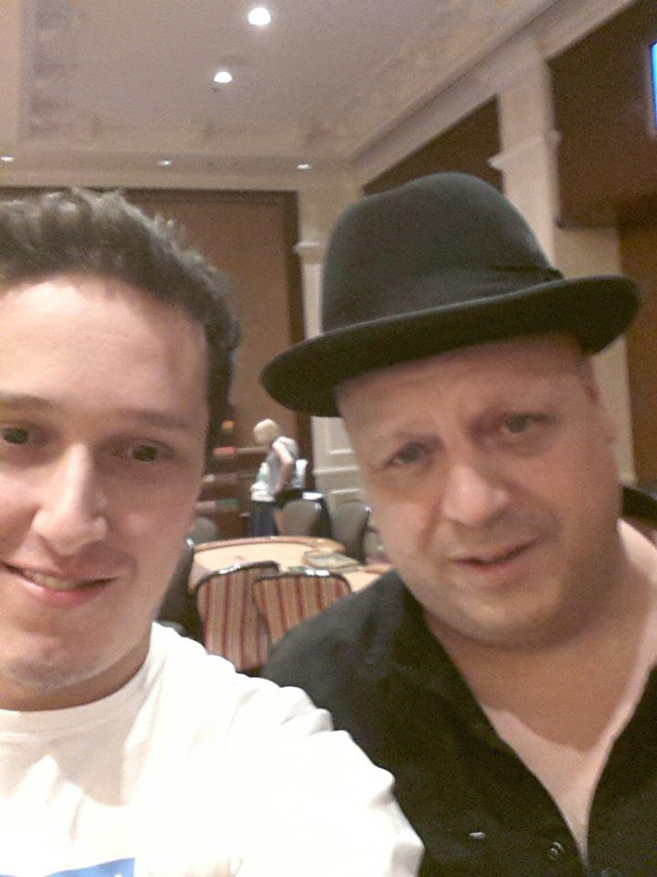 Eduardo Marra e Jeffrey Lisandro