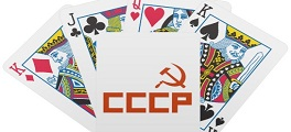 russian poker cards
