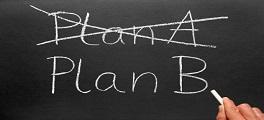 Mudança de Planos