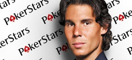 Rafael Nadal PokerStars
