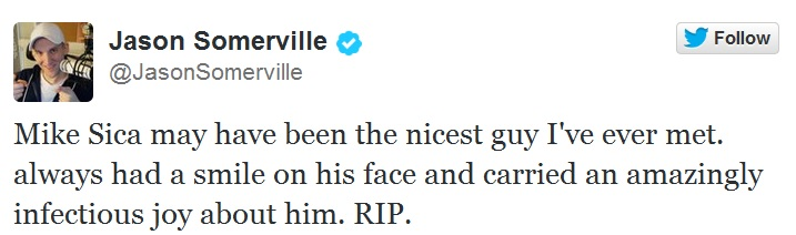 Twitter Jason Somerville Sica