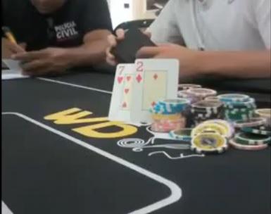 Policia Civil Poker