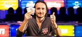 Davidi Kitai WSOP 2014