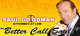 Saul Goodman Poker