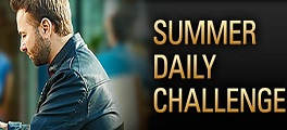 Summer Daily Challenge