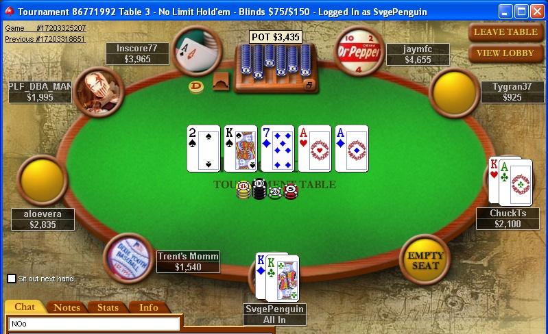 bad beat rng pokerstars