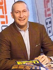 John Skipper ESPN