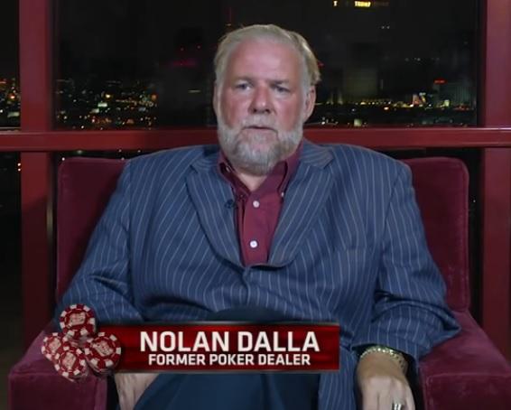 Nolan dalla Poker Night In America