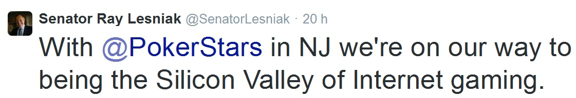 PokerStars Ray Lesniak