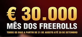 pokerminds freeroll