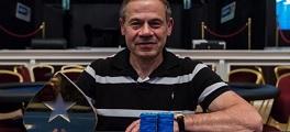 Isai Scheinber PokerStars UKIPT
