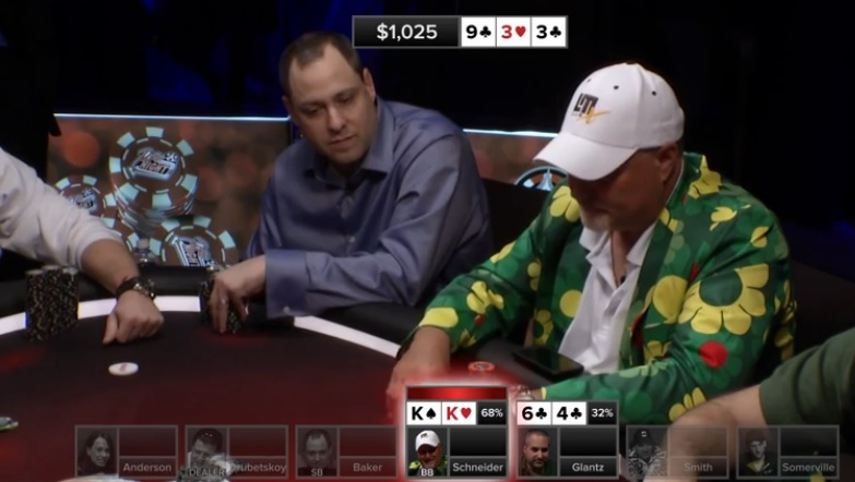 Tom Schneider Poker Night In America