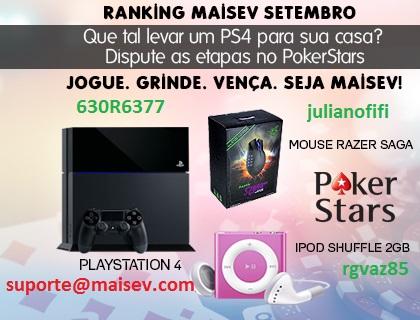 contato ranking maisev setembro