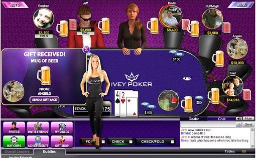 mesa ivey poker