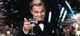 Leonardo DiCaprio poker
