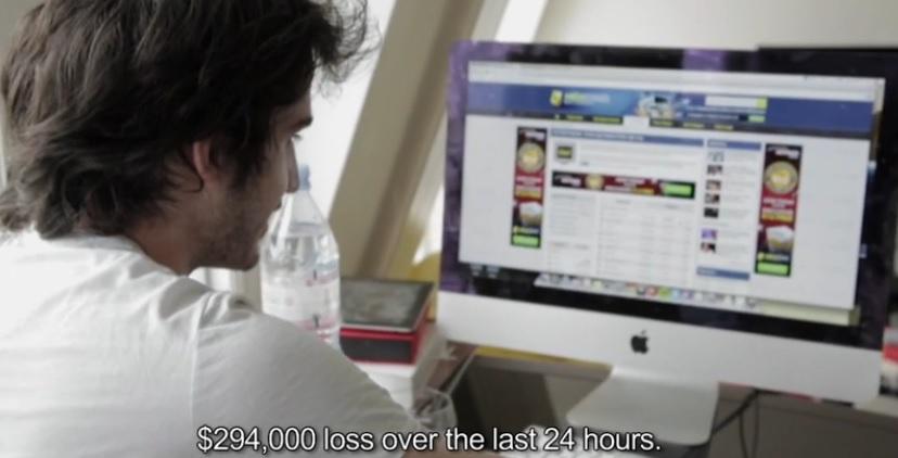 Nosebleed Documentário poker high stakes