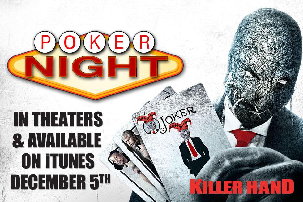 Poker Night Movie