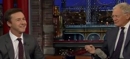 Edward Norton David Letterman