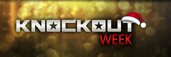 Knockout week december festival