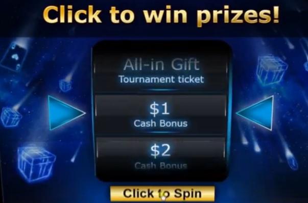 Star Spin Gift Showers 888poker