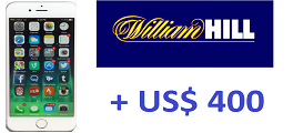 iPhone 6 William Hill