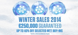 Winter Sales Willaim Hill