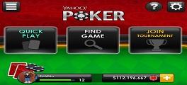 Yahoo poker