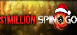 Spin and go 1 milhão december