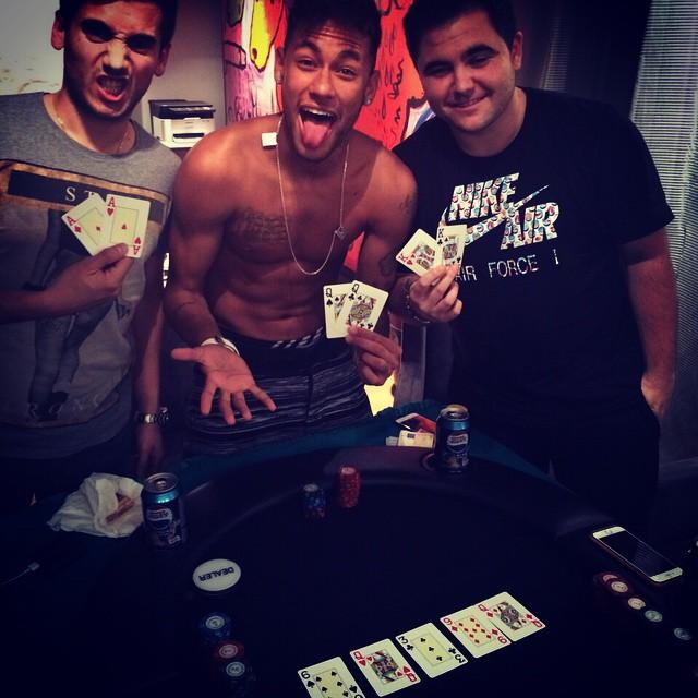 neymar quadra