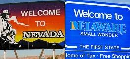 Nevada Delaware