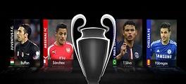 time de campeões champions league
