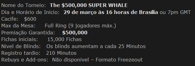 The Whale 888poker