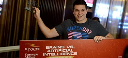 Doug Polk Brains desafio