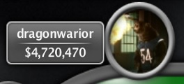 dragonwarrior pokerstars