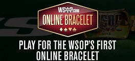 Online WSOP Logo