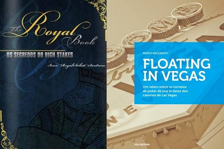 livros royal book floating