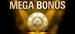 mega bonus pokerstars 264