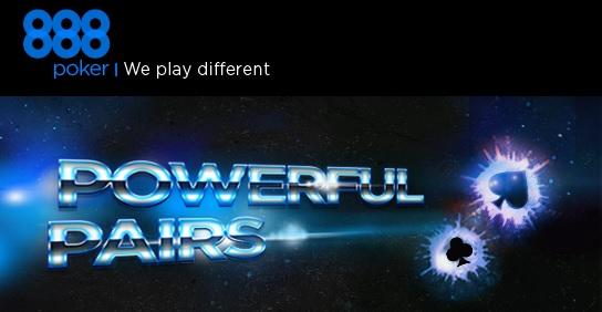 powerful pairs 888poker