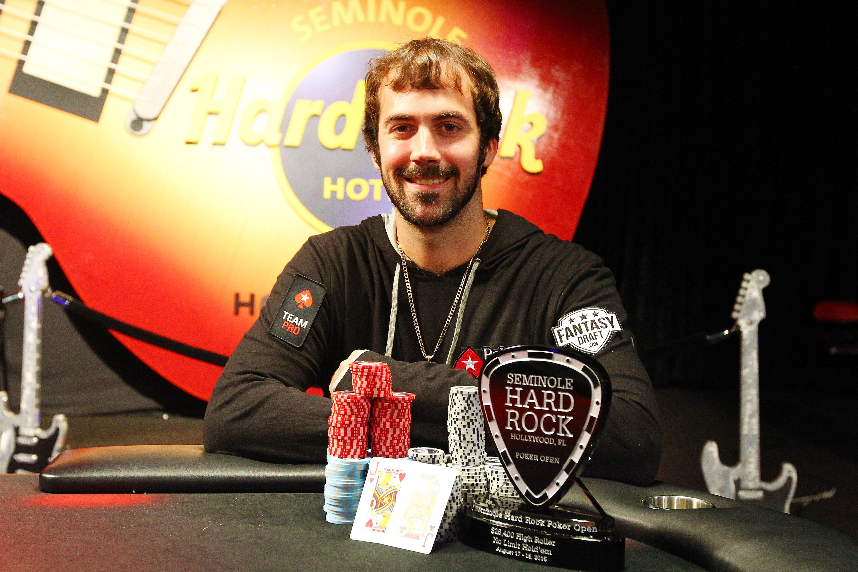 Jason Mercier Champion