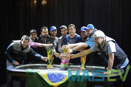 Mesa final Brasil Poker Live