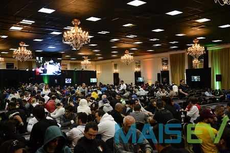 Salão Brasil Poker Live
