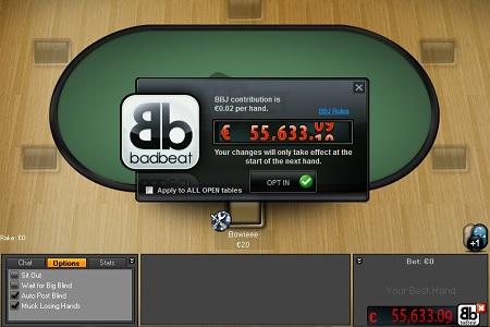bad beat jackpot 450
