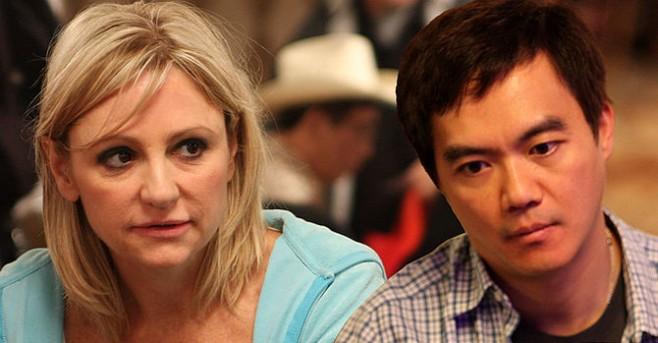 Jennifer Harman e John Juanda